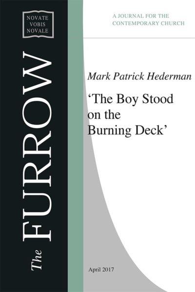 Mark Patrick Hederman Article