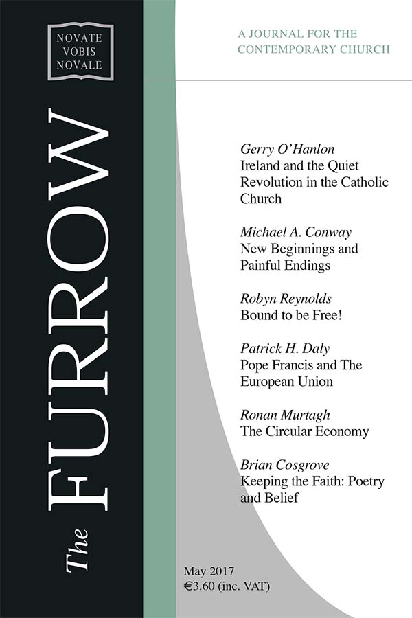 furrow May 2017 cover image