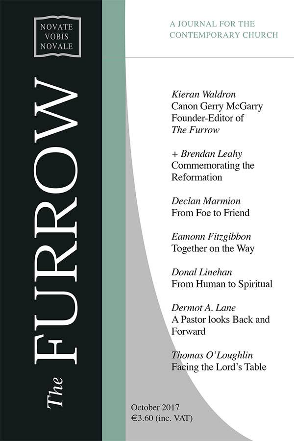furrow October 2017 cover image