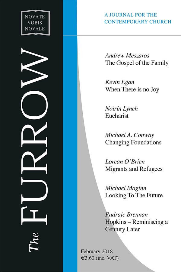 The Furrow February 2018 cover image