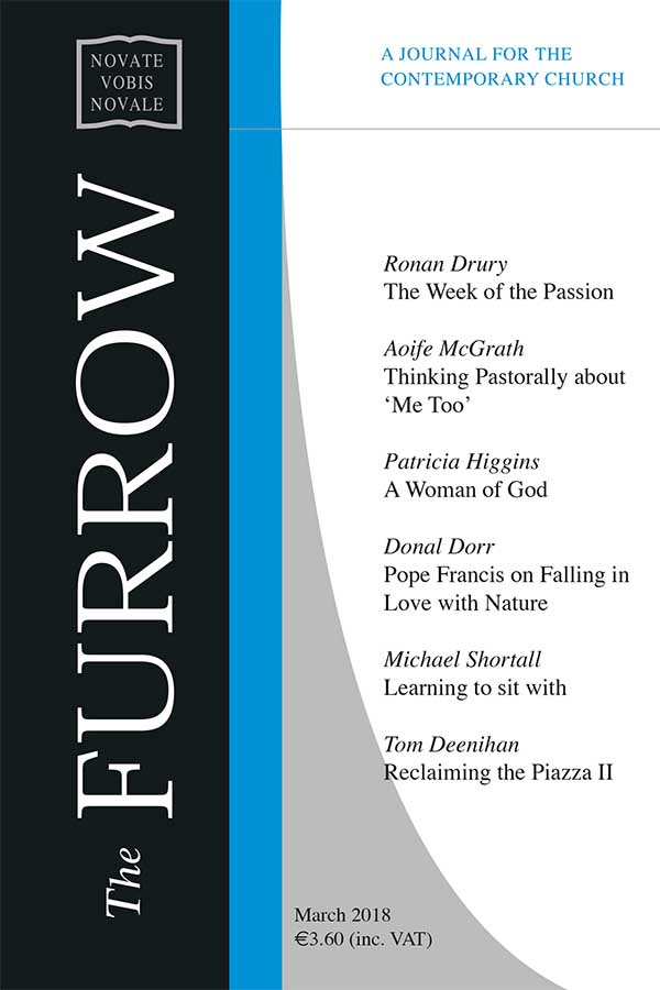 The Furrow March 2018 cover image