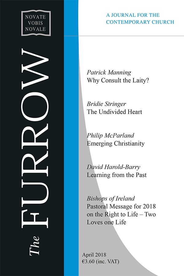 The Furrow April 2018 cover image