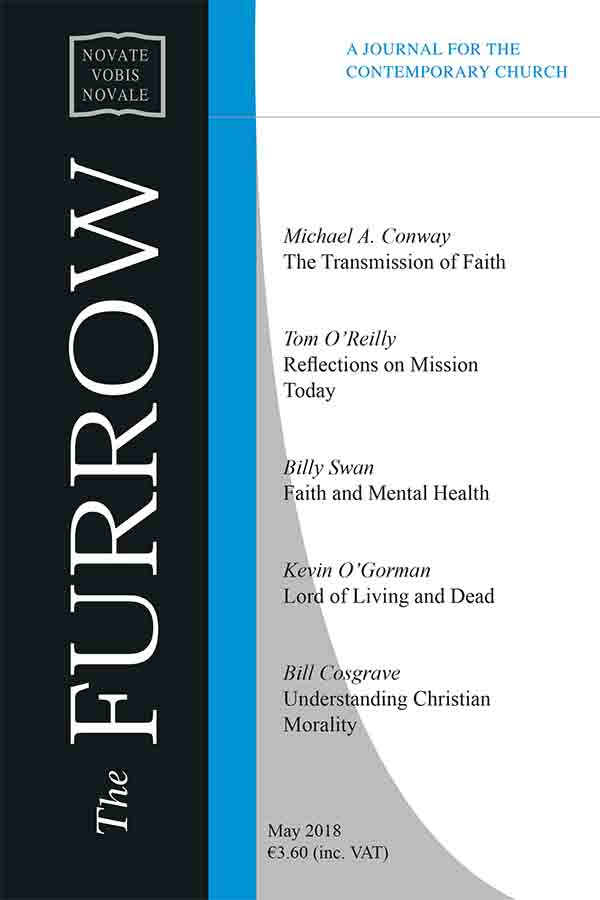 The Furrow May 2018 cover image