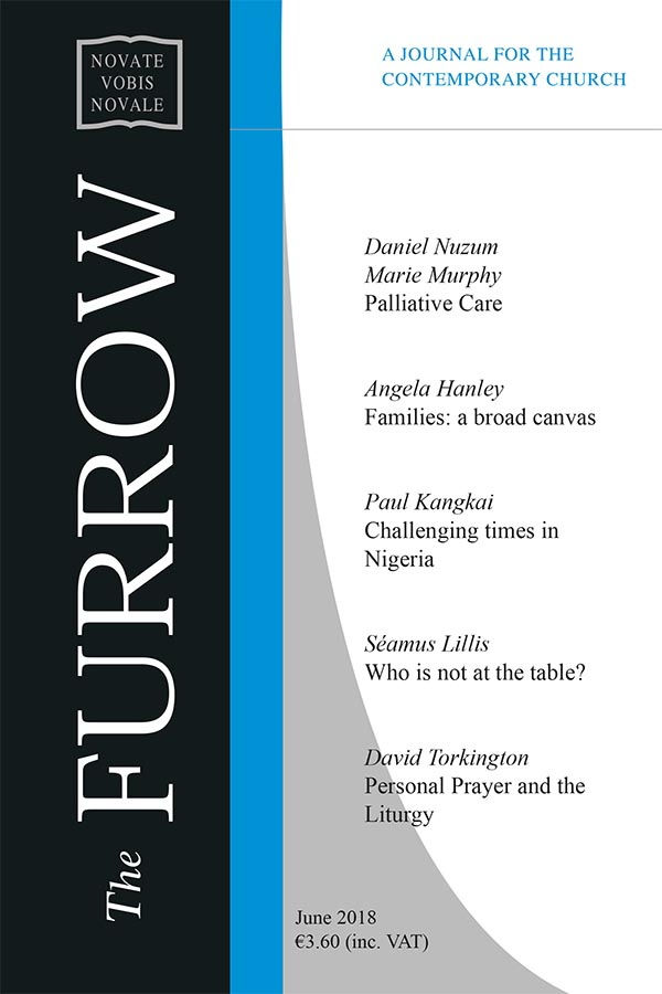 The Furrow June 2018 cover image