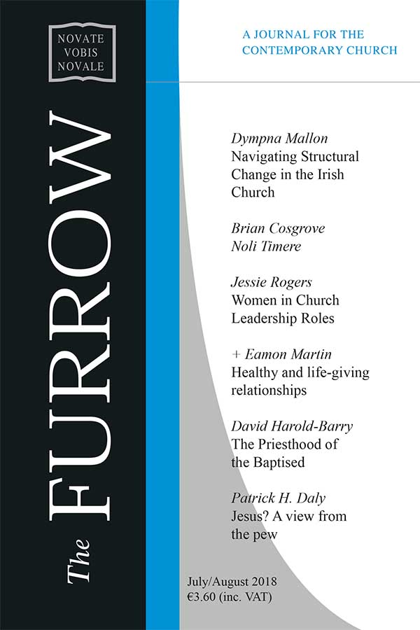 The Furrow Julu/August 2018 cover image