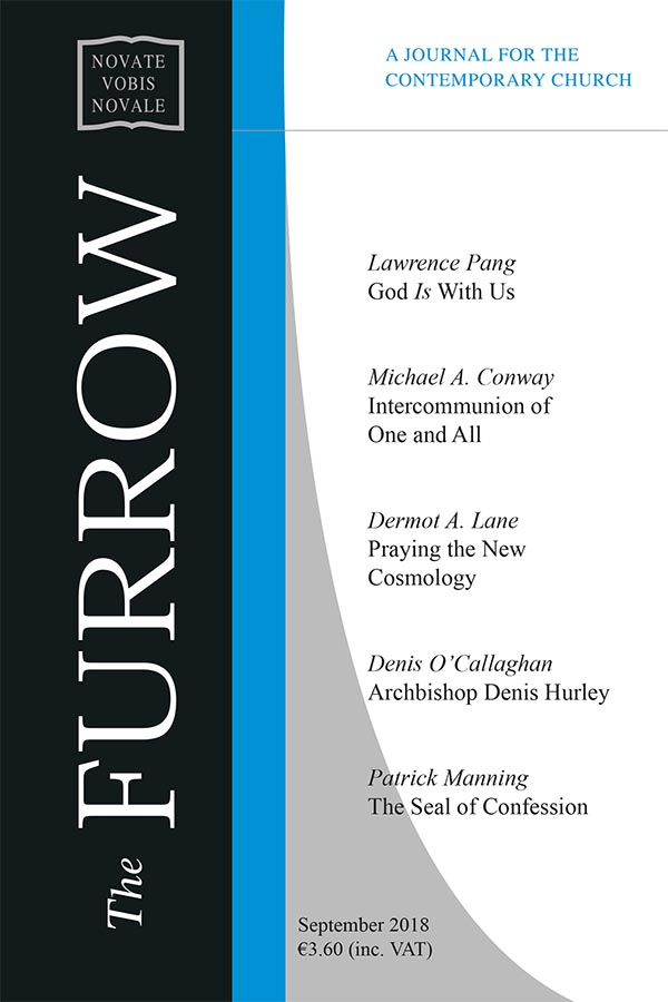 The Furrow September 2018 cover image