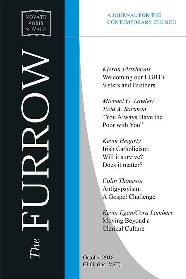 The Furrow October 2018 cover image