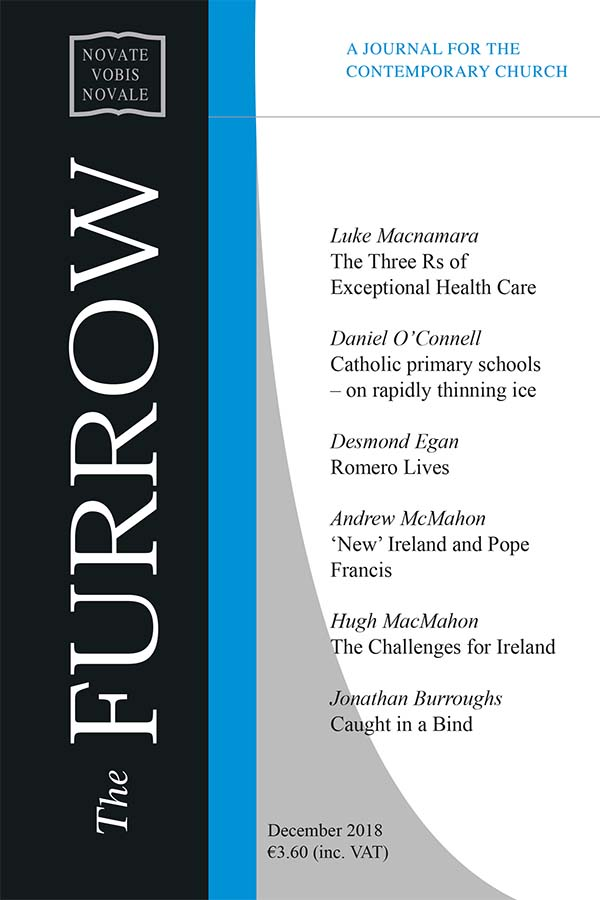 The Furrow December 2018 cover image