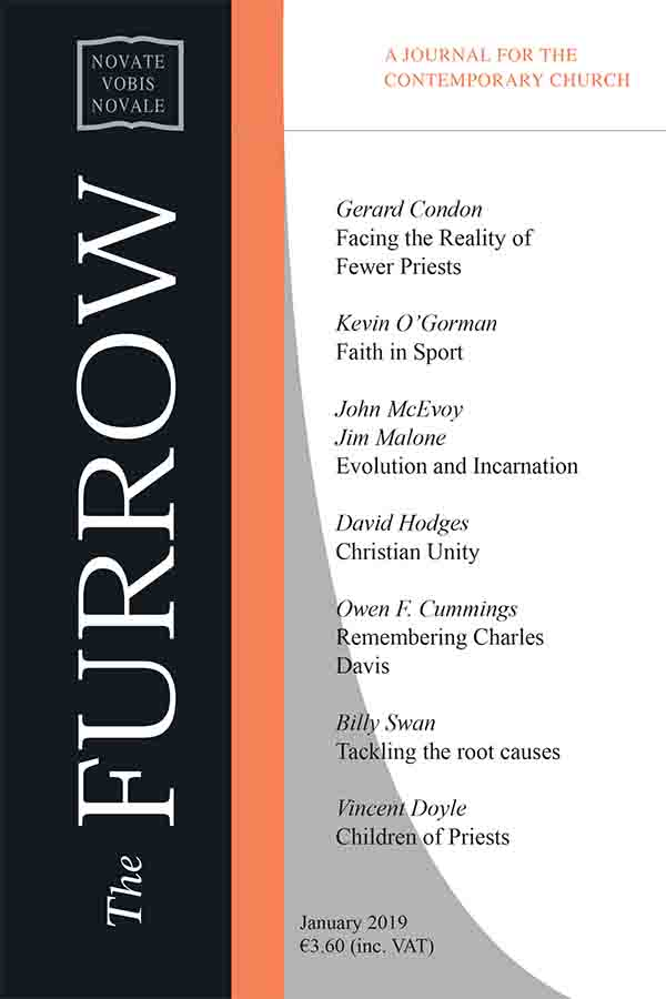 The Furrow january 2019 cover image