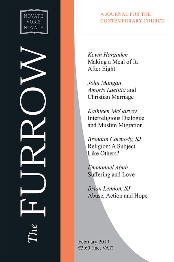 The Furrow February 2019 cover image