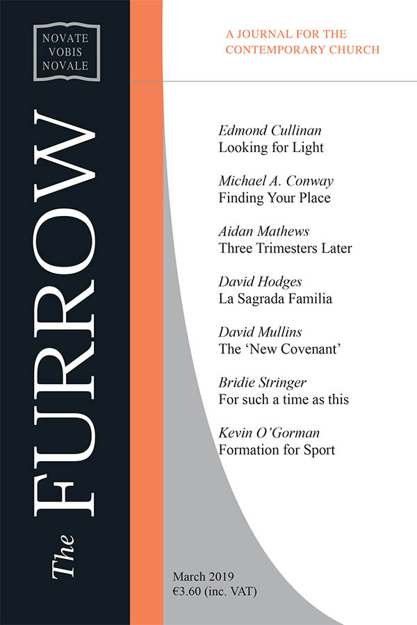 The Furrow March 2019 cover image