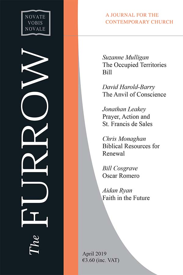 The Furrow April 2019 cover image