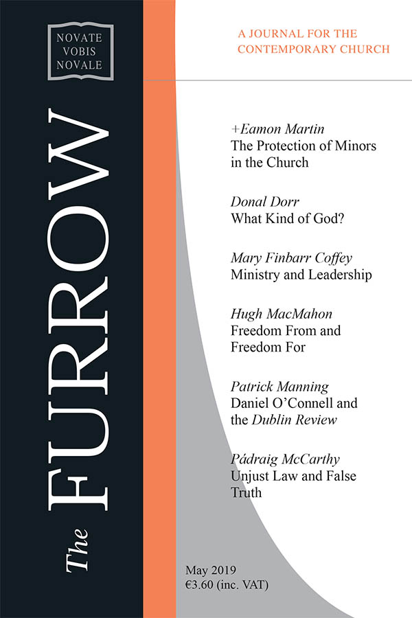 The Furrow May 2019 cover image