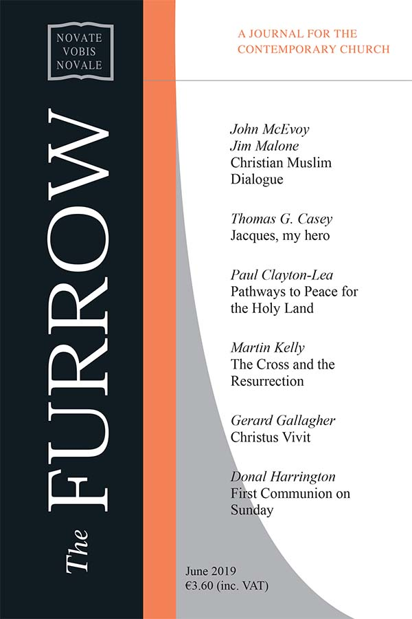 The Furrow June 2019 cover image