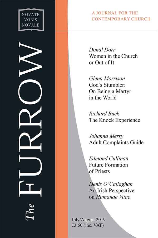 The Furrow July/August 2019 cover image