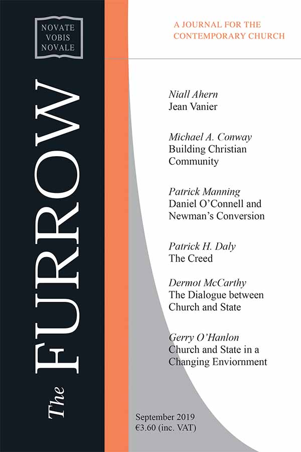 The Furrow September 2019 cover image