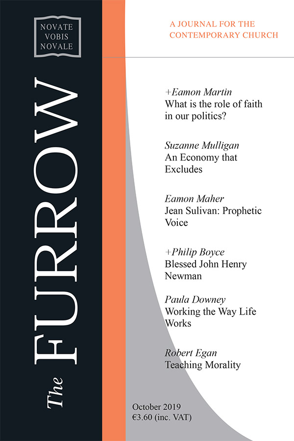 The Furrow October 2019 cover image