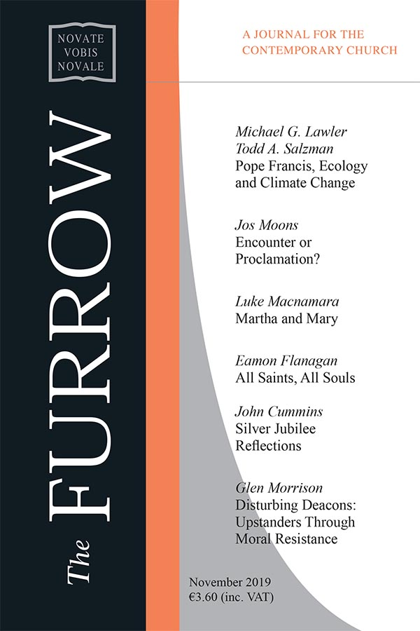 The Furrow November 2019 cover image