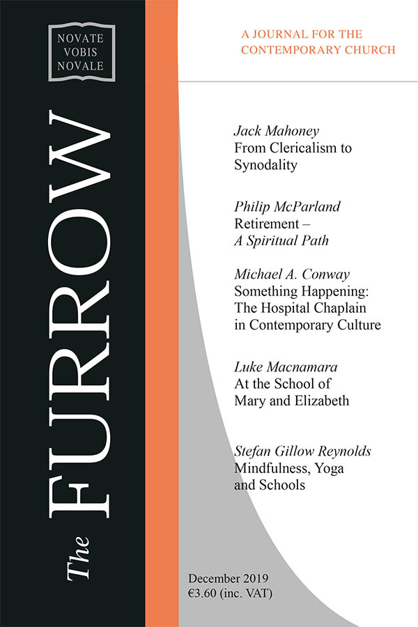 The Furrow December 2019 cover image