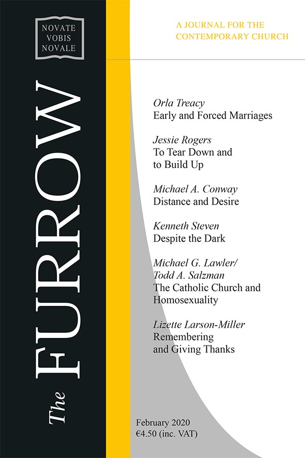 The Furrow February 2020 cover image