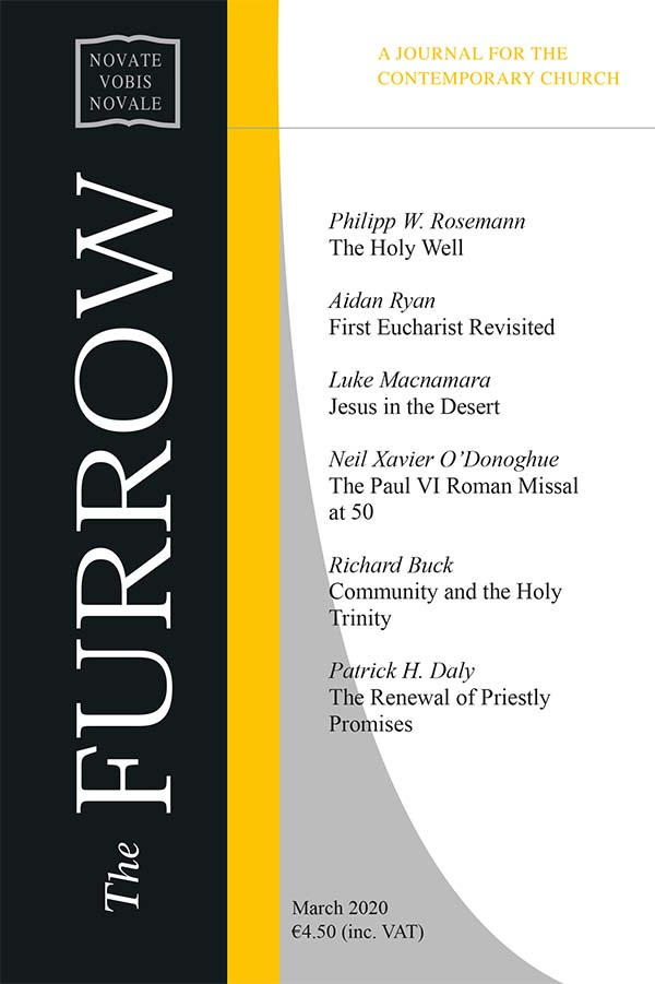 The Furrow March 2020 cover image