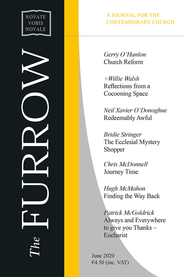 The Furrow June 2020 cover image