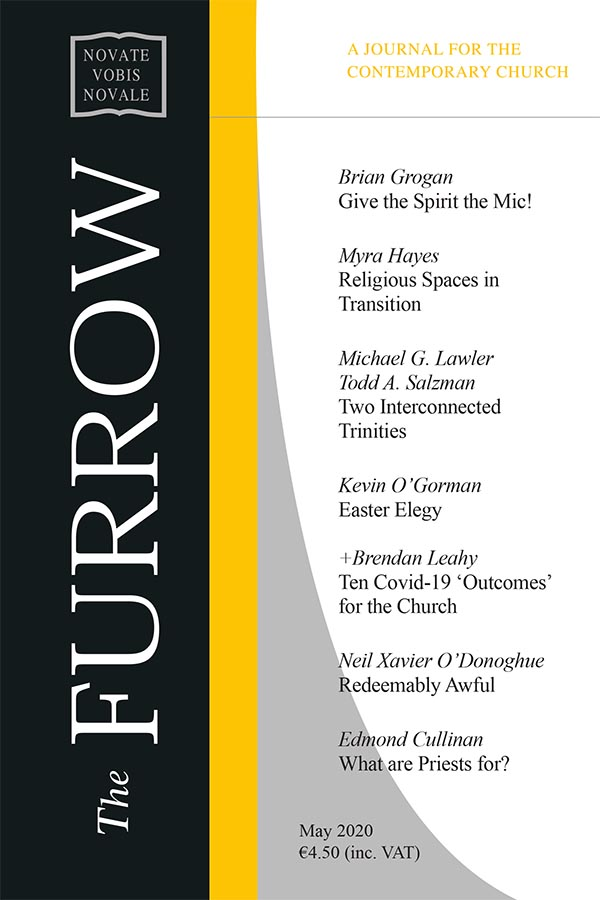 The Furrow May 2020 cover image