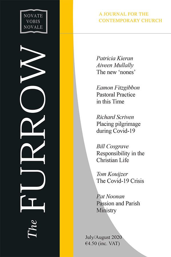 The Furrow July/August cover image