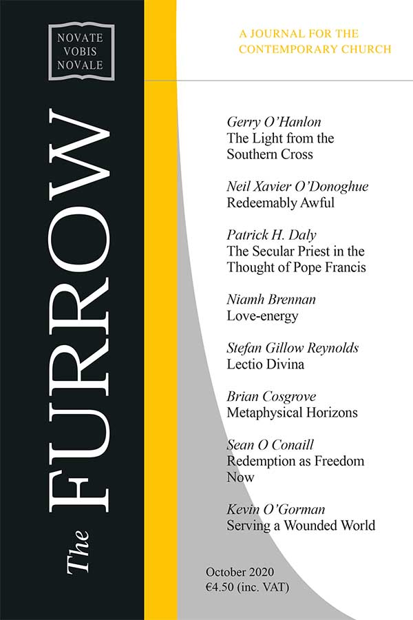 The Furrow October cover image