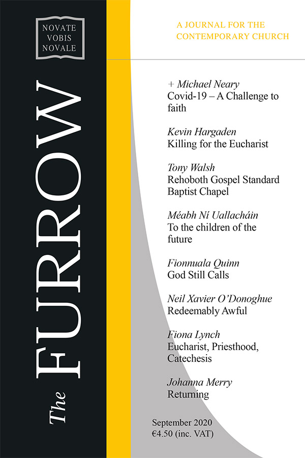 The Furrow September cover image