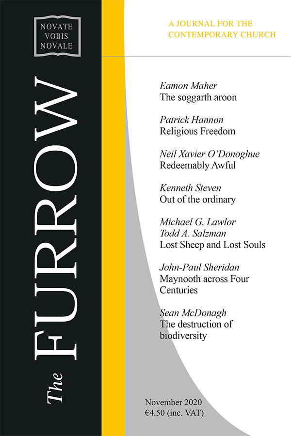 The Furrow November cover image