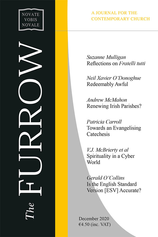 The Furrow December cover image