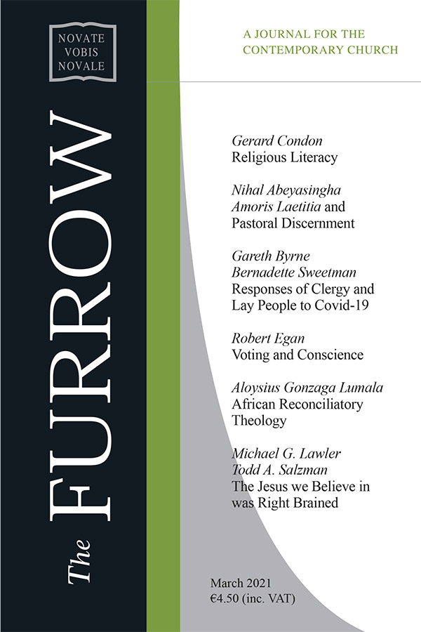The Furrow March cover image