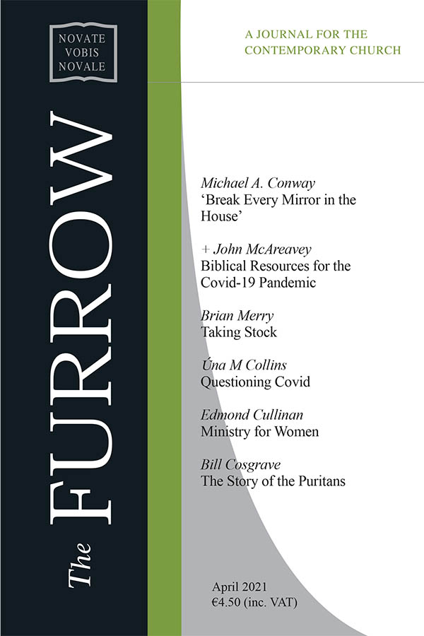 The Furrow April cover image